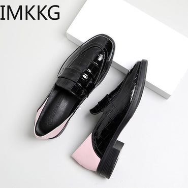Casual Platform Slip On Flat shoes