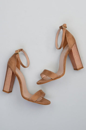 Pump Solid color hight Heels