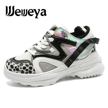 Leopard Sport Athletic Shoes & Sneakers