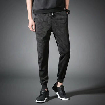 Loose-Fit Workers Work Pants