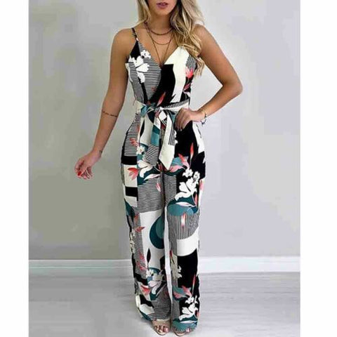 Overalls Casual Long Trousers Harem Pants Rompers