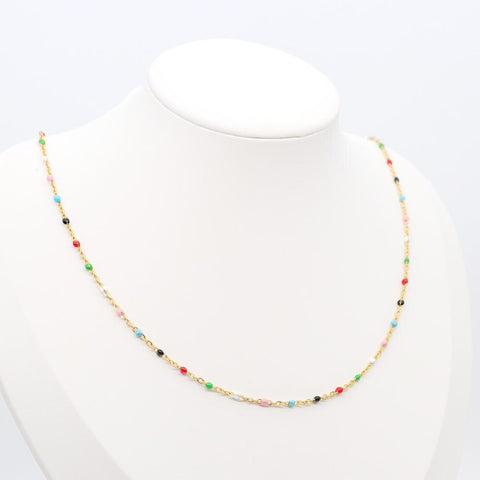 Stainless Steel Link Cable Chain Necklace