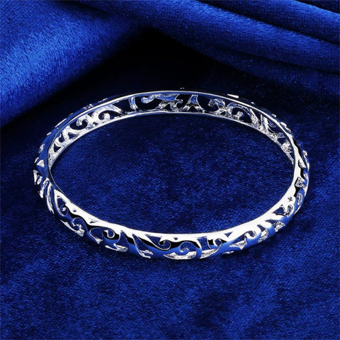 Vintage Hollow Filigree Bracelet & bangles
