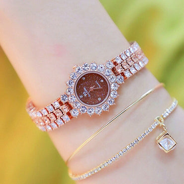 Gem Jewelry Diamond Watch