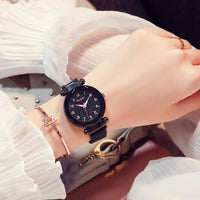 Starry Sky  Clock Quartz Wristwatch