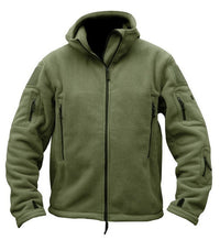 Fleece Tactical Softshell Jackets & Coats