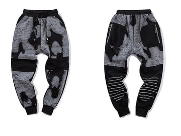 Cotton Sweatpants  Hip Hop Harem Pants