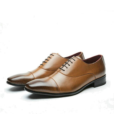 Elegant Office Formal Wedding Basic Oxford shoes