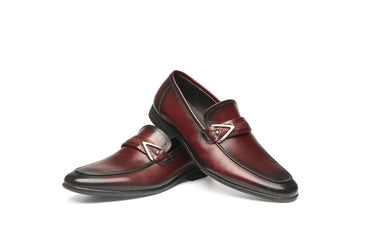 Business Formal Wear Leather Oxford shoes