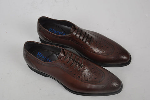 Soft Bottom Genuine Leather Oxford shoes
