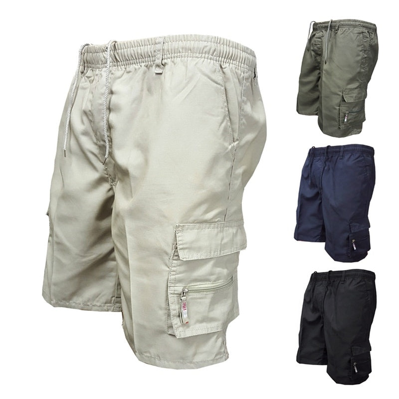Army Overall Military Tactical Home Shorts