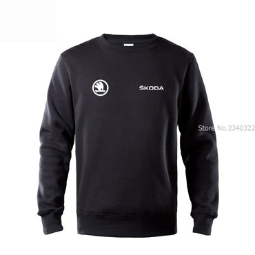 Color solid Long Sleeve Hoodies