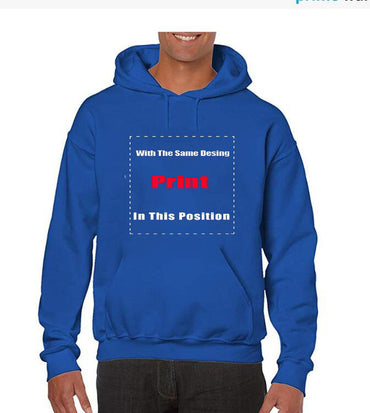 Norway It's in My DNA Hooded Sweatshirt Long Hoodie