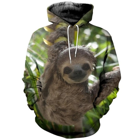 3D All Over Printed Hoodies