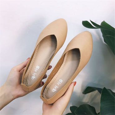 Casual Fashion Brand Sneakers Flats Shoes