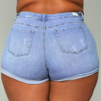 Booty Workout Sexy Denim Short