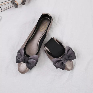 loafers PU slip on Flat shoes