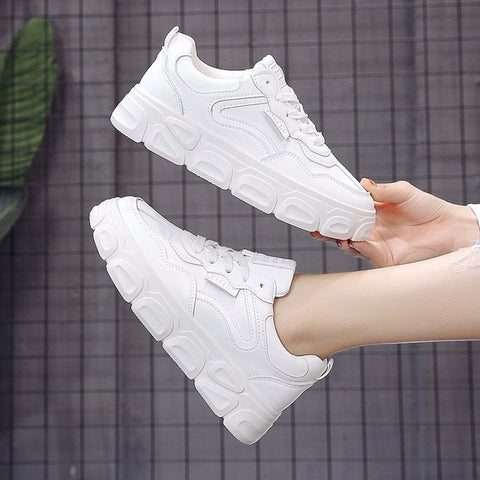 casual platform Flat shoes