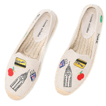 Casual Loafers Ballet Comfortable Flat shoes