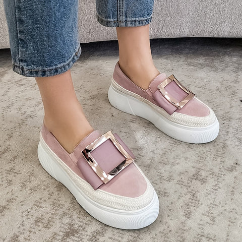 Round Toe Flats Casual Flat shoes