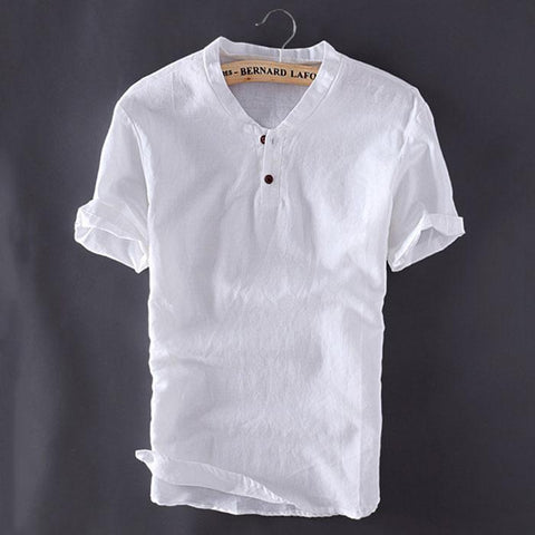 Breathable Casual Shirt - GaGodeal
