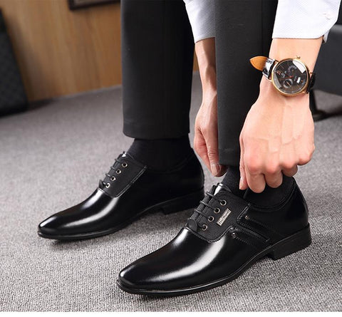 Luxury Men Business Dress Shoes