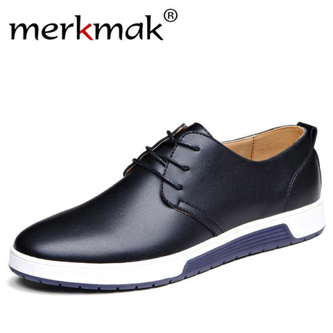 Luxury Brand Men Shoes Casual Fashion