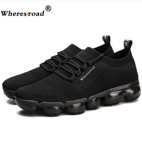 Mens Comfortable Breathable Mesh Sneaker - GaGodeal