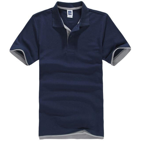 Brand New Men's Polo T-Shirt - GaGodeal