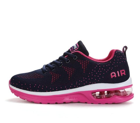New Listing Hot sales Breathable Fly line air   running shoes sneakers  sports shoes