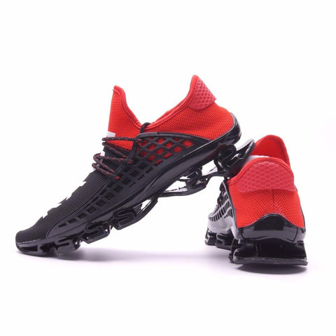 Lace-up Exercise Couple Sneakers