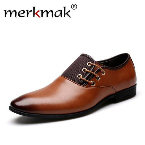 luxury brand men shoes england trend leisure leather shoes