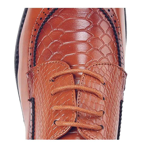 Hot Fashion PU Leather Men Dress Shoes - GaGodeal