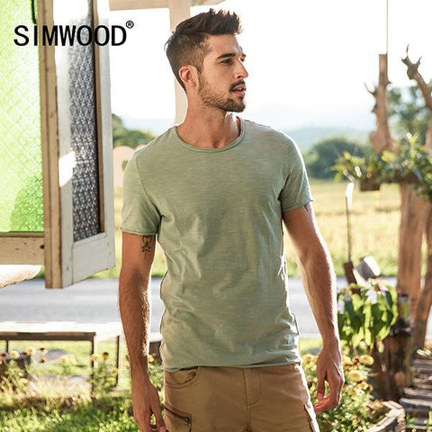 2018 Hot Sale New Men T-shirt - GaGodeal