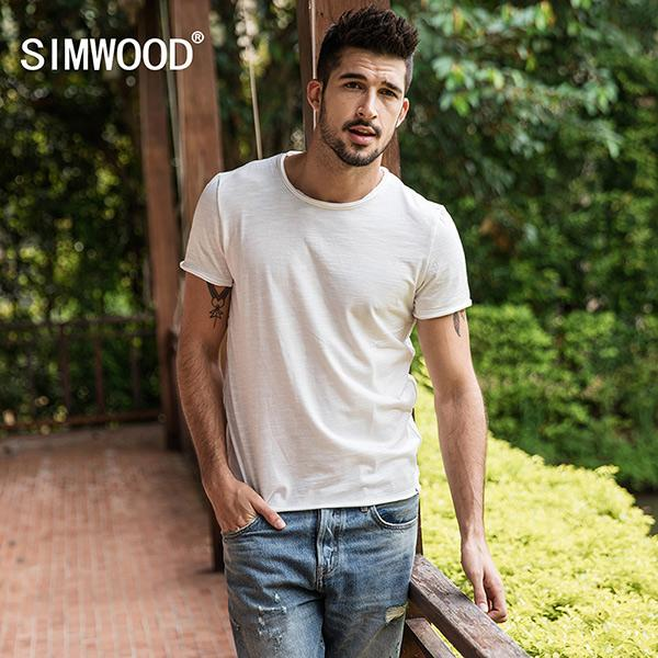 2018 Hot Sale New Men T-shirt