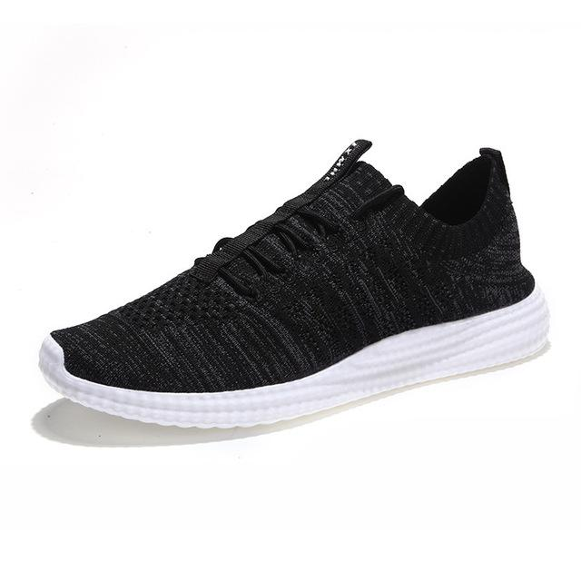 New Fashion Casual Shoes Breathable Lace Up