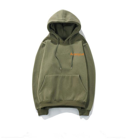 Winter Fleece Hoody Men and Women