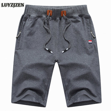 Cotton Casual Slim Fit Type Shorts