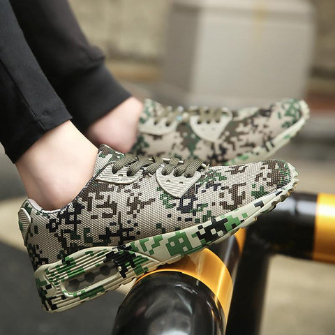 Camouflage Unisex Shoes - GaGodeal