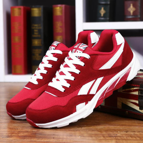 Breathable Popular Men Running Shoes Outdoor Sneaker - GaGodeal