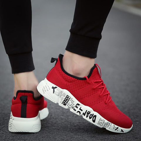 Men Casual Shoes Breathable Fashion Sneakers