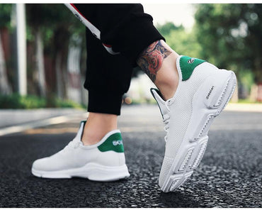 Men Mesh Casual fashion shoes Breathable
