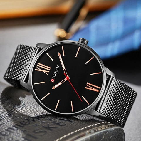Fashion Casual Business Wristwatches