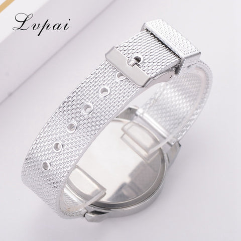 Fashion Luxury Rose Gold Strap Quartz Sport Watch