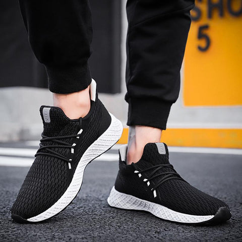 Casual fashion shoes Thicken Cotton Fabric Design Mens hot sneakers