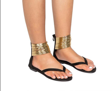 Gladiator Flip Flops Narrow Band sandals
