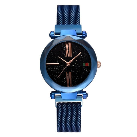 Fashion Starry Sky Women Watches