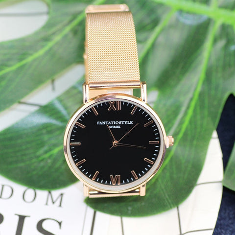 Watch Luxury Brand Ladies Quartz Watches
