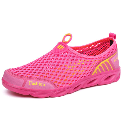 Breathable Light Weight Mesh Sneakers Healthy Walking Shoes