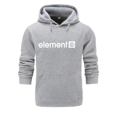 Letter Printing Long Sleeve Fashion Mens Hoodies